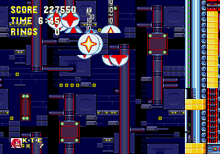 Sonic and Knuckles & Sonic 3 - Beat That Score! - User Screenshot