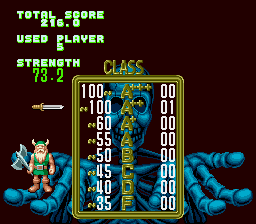 Golden Axe - A++ - User Screenshot