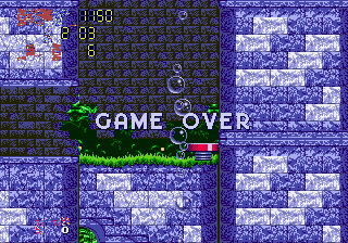 Sonic 2 - Project Shadow - awww - User Screenshot