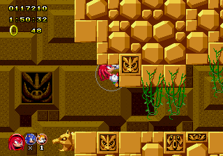 Sonic Classic Heroes - Horray - User Screenshot