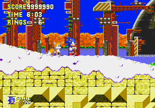 Sonic the Hedgehog 3 - But I can do better! - User Screenshot