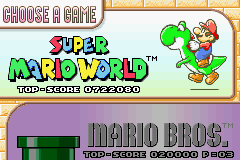 Super Mario Advance 2 - Super Mario World - Grr No Save States - User Screenshot