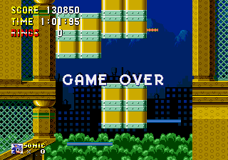 Sonic 1 Megamix - hey i did not bad - User Screenshot