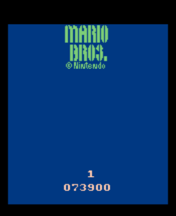 Mario Bros. -  - User Screenshot