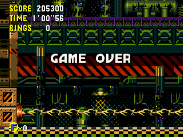 Sonic CD -  - User Screenshot