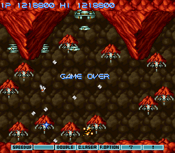 Gradius III - Hard Loop 3 Is Hard. - User Screenshot