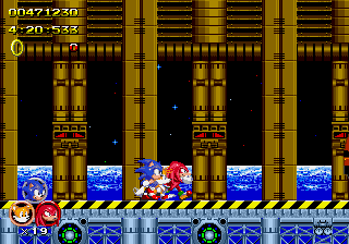 Sonic 2 Heroes - Its an improvement. - User Screenshot