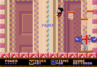 Castle of Illusion Starring Mickey Mouse -  - User Screenshot
