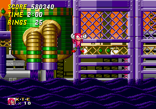 Sonic and Knuckles & Sonic 2 - Got Bored. - User Screenshot