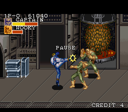 Captain Commando -  - User Screenshot