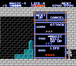 Zelda II - The Adventure of Link -  - User Screenshot