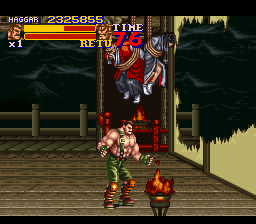Final Fight 2 - Now that was a fight - User Screenshot