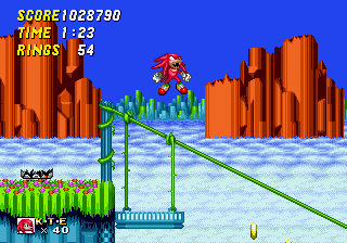 Sonic and Knuckles & Sonic 2 -  - User Screenshot