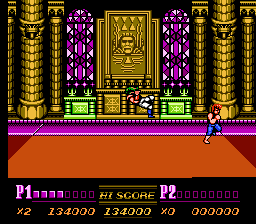 Double Dragon II - The Revenge -  - User Screenshot
