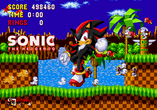 Shadow the Hedgehog - So far,so good - User Screenshot