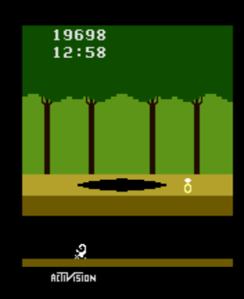 Pitfall! - Pitfall! Highscore - User Screenshot