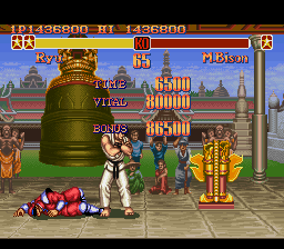 Super Street Fighter II - The New Challengers - Perfects=17/24 +3Bon - User Screenshot