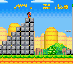 New Retro Mario Bros - I did well. - User Screenshot
