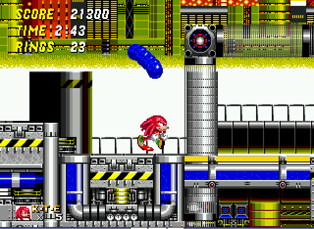 Sonic and Knuckles & Sonic 2 - Booyah! - User Screenshot