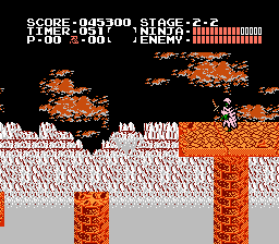 Ninja Gaiden - did a little better - User Screenshot