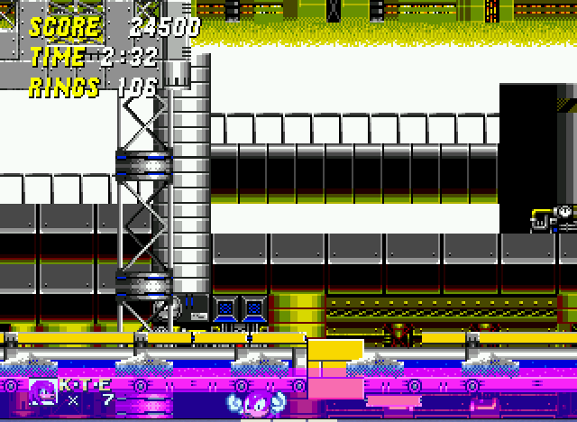 Sonic and Knuckles & Sonic 2 - This is the 2nd one - User Screenshot