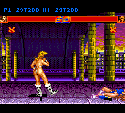Strip Fighter II - I\