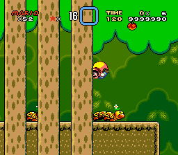 Super Mario World - Mama mia - User Screenshot