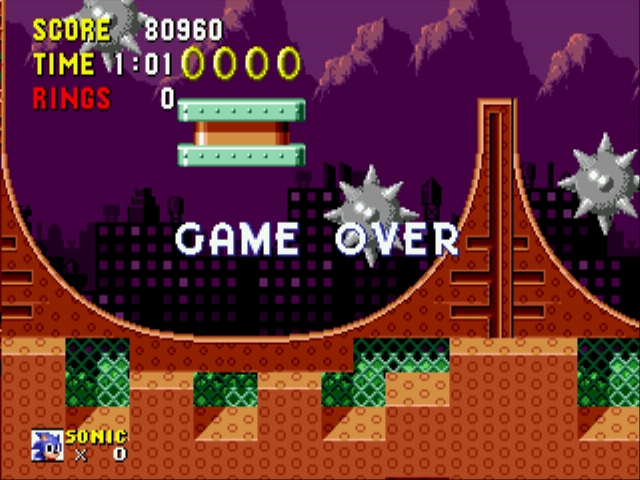Sonic the Hedgehog - I hate you Spike! - User Screenshot