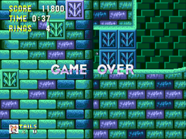 Sonic 3 Delta - good luck to beat me - User Screenshot