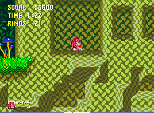 Sonic and Knuckles - First hs to start  - User Screenshot