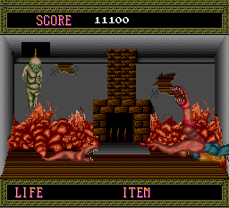 Splatterhouse - Now I get it...  - User Screenshot
