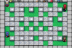 Bomberman (blue) -Level Standard: - User Screenshot