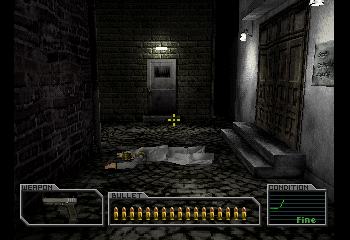 Resident Evil: Survivor  - Location  -  - User Screenshot