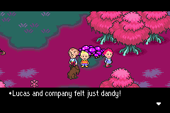 Mother 3 (english translation) - Why are my nostrils whispering to meee?~ - User Screenshot