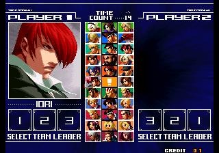 The King of Fighters 2003 (NGM-2710) -  - User Screenshot