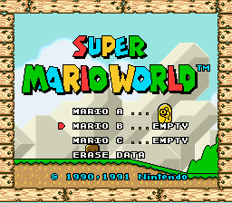 Kaizo Mario World - is it just me or dose that 0 look weird - User Screenshot