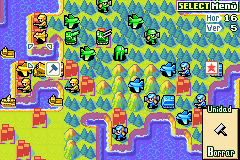 Advance Wars 2 - Black Hole Rising - Europe, Asia and Africa - User Screenshot