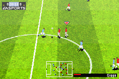 FIFA Soccer 06 - Misc Gameplay - Man. U vs Man City - User Screenshot