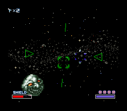Star Fox - That Is The Laughing Asteroid. - User Screenshot