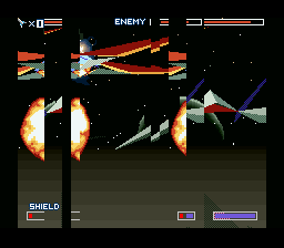 Star Fox - I HATE FIREBALLS!!!!! (It
