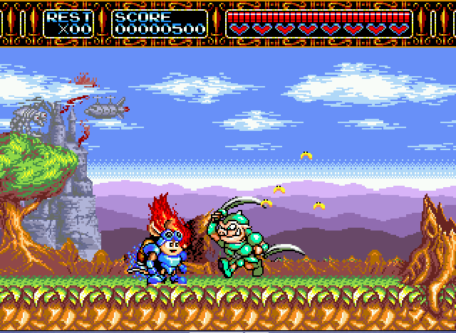 Rocket Knight Adventures - wasssssssup - User Screenshot