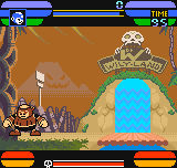 Rockman - Battle & Fighters - Wood Man - User Screenshot
