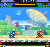 Rockman - Battle & Fighters - Cut Man - User Screenshot