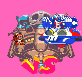 Rockman - Battle & Fighters - Wily - User Screenshot