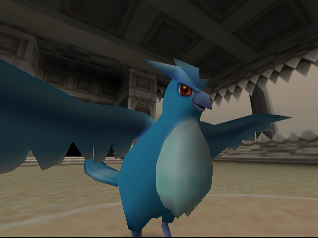 Pokemon Stadium 2 - Gameover  -  - User Screenshot