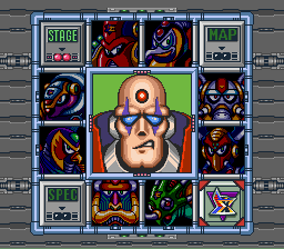 Mega Man X - UGLY MAN - User Screenshot