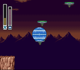 Mega Man X - best weapon. for this sigma stage 1 - User Screenshot