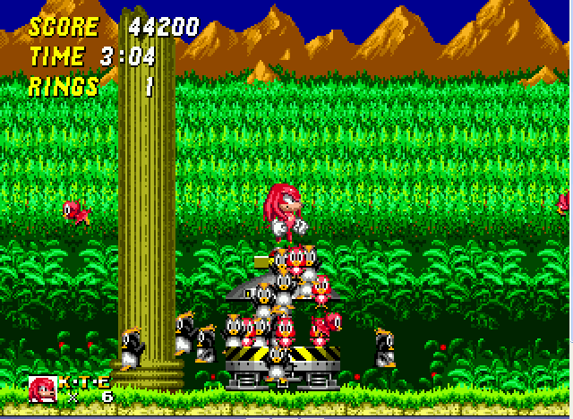 Sonic and Knuckles & Sonic 2 - You