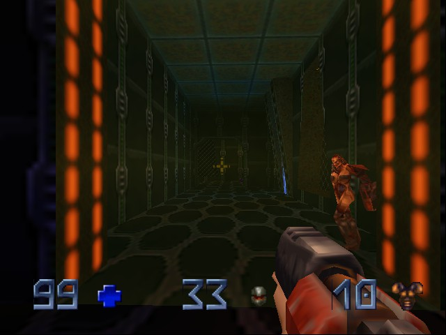 Quake II - Dear Santa.. - User Screenshot