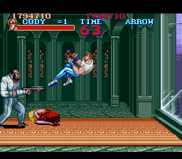Final Fight - omg - User Screenshot